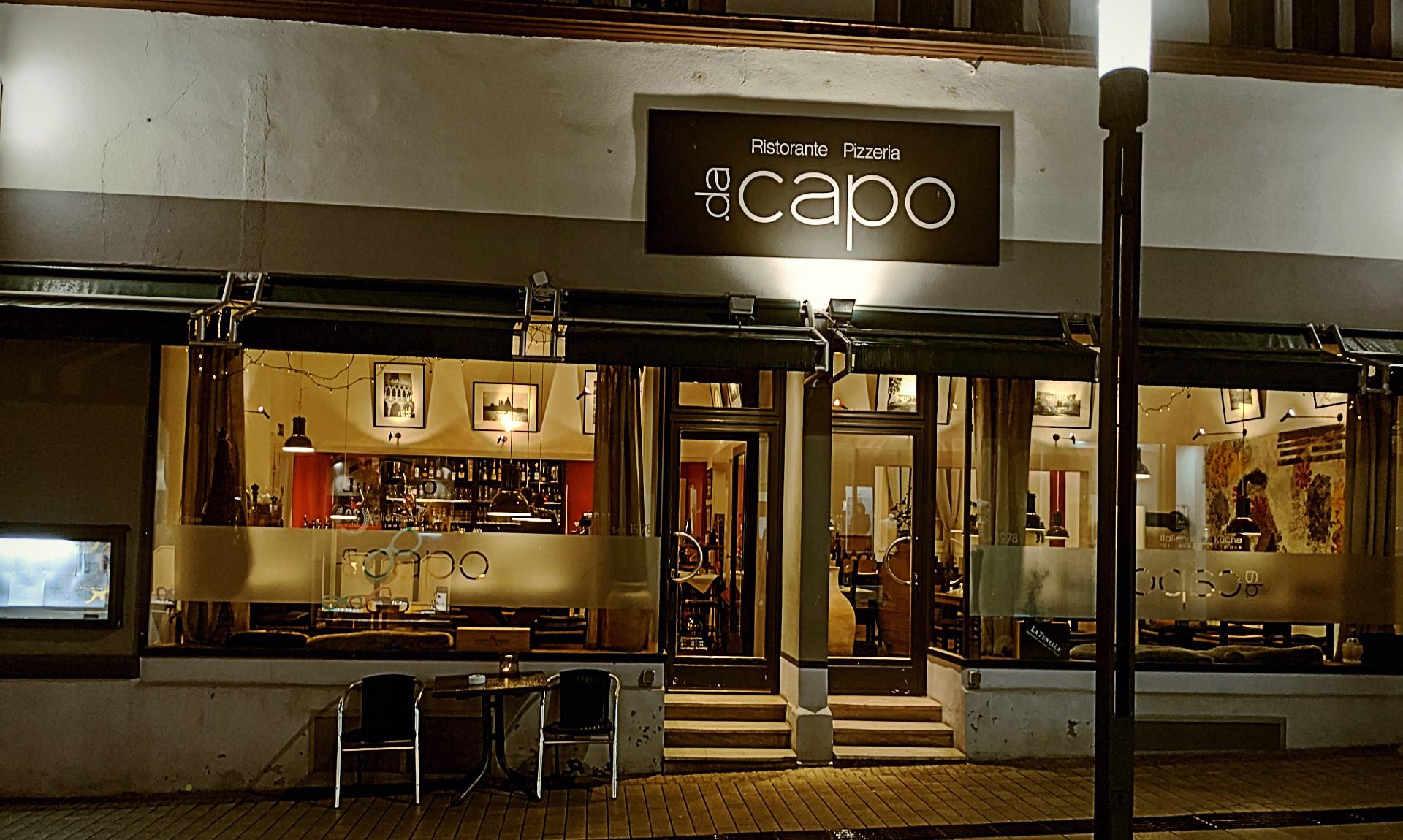 Da Capo Restaurant Slider 4